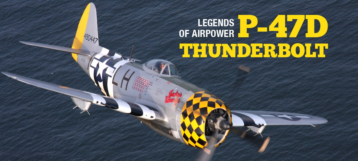 AAM P-47D to honor D-Day on the 70th Anniversary with fly-by