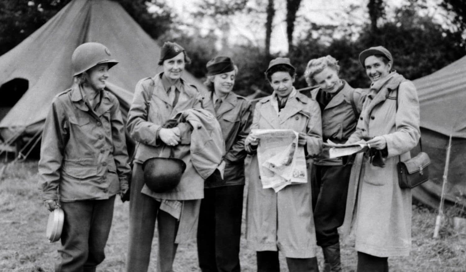 Honoring World War II Women War Correspondents