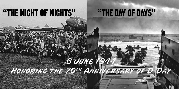 The American Airpower Museum Salutes the  70th Anniversary of D-Day