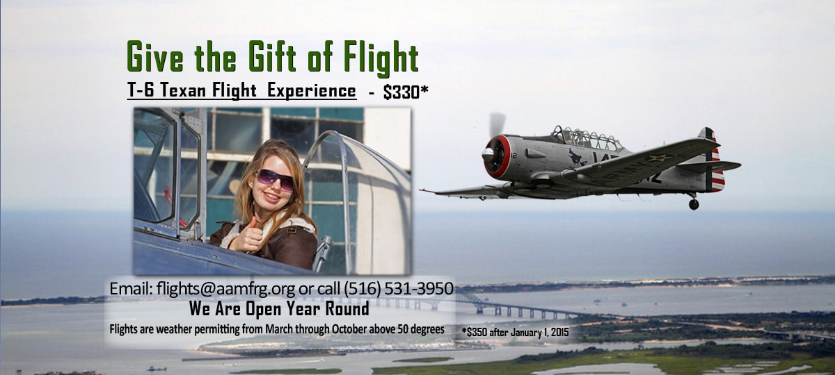 gift of flight t-6 slide-safe
