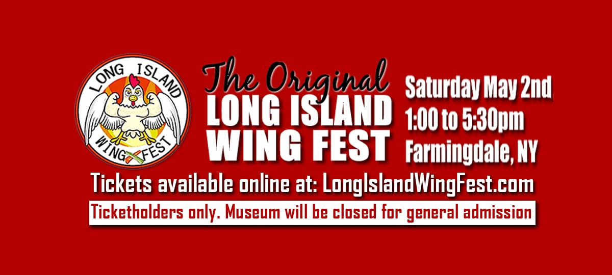 The Original Long Island Wing Fest