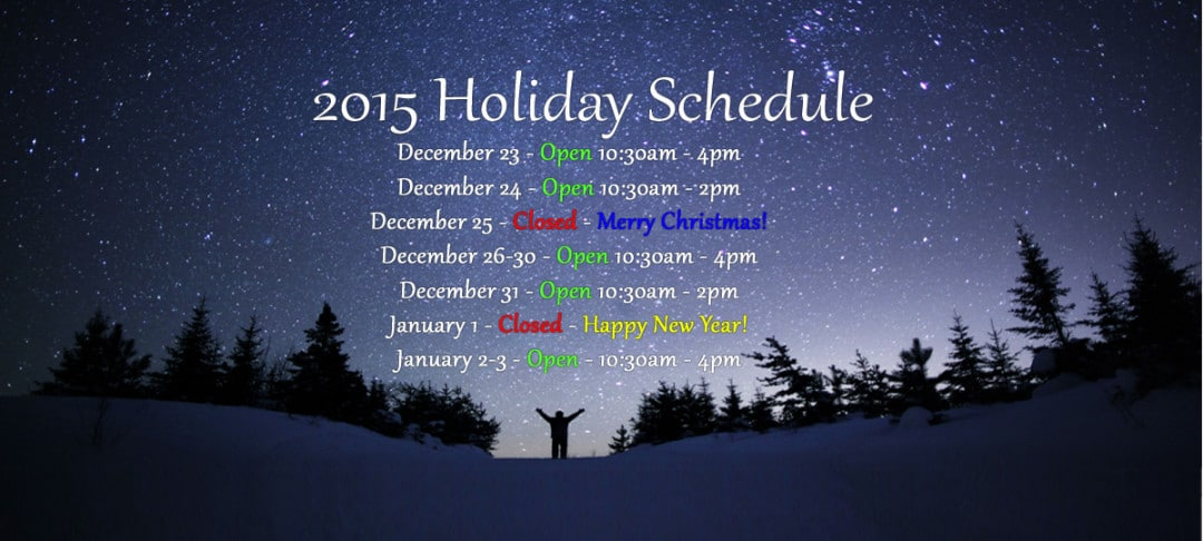 holiday schedule 2015 rev1