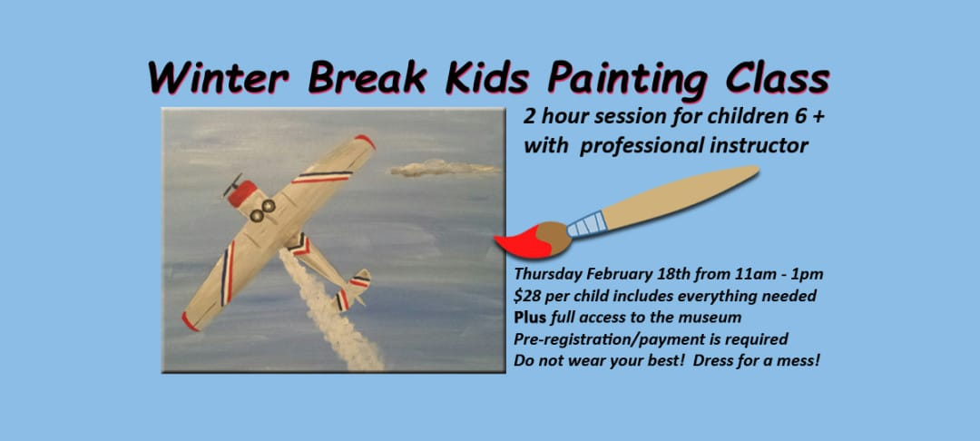 Kids paint class webslide Feb2016