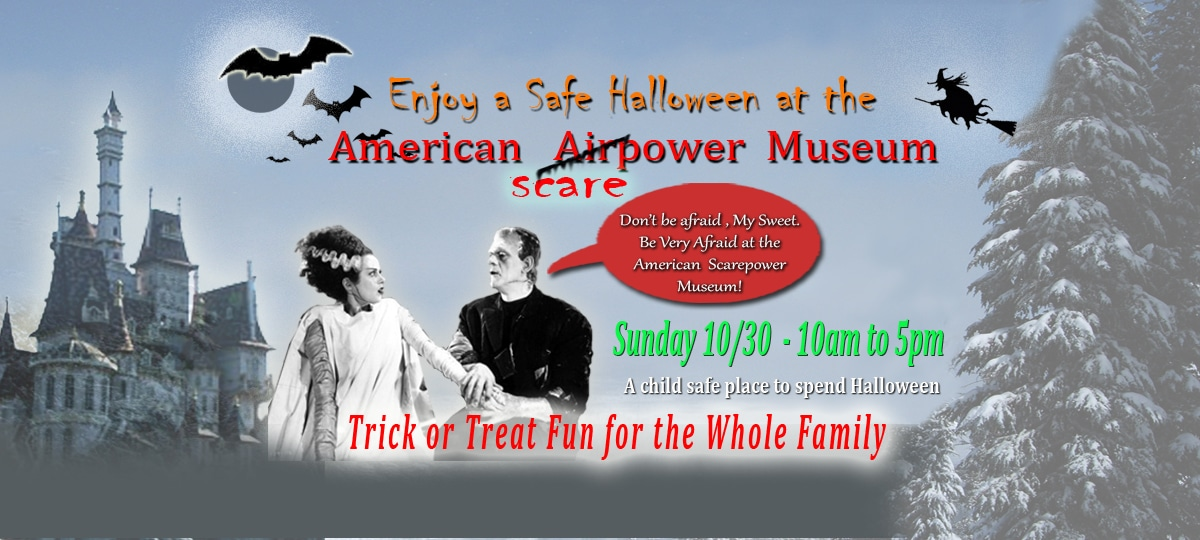 American Scarepower Museum Halloween Party – 2016