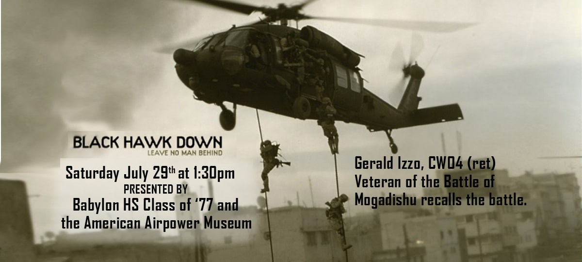 Black Hawk Down, the Battle of Mogadishu